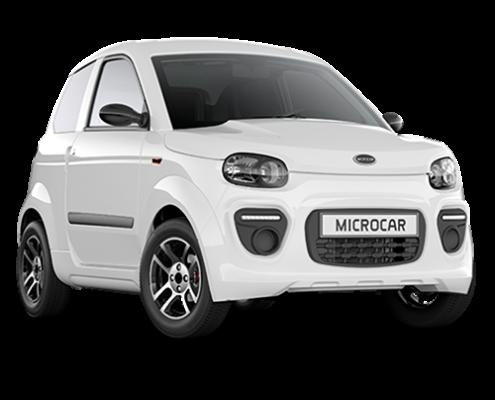 Microcar MGO6 Plus Progress