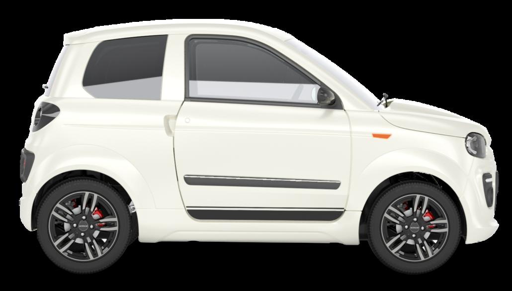 profiel Microcar M.GO6 Plus Pack Design